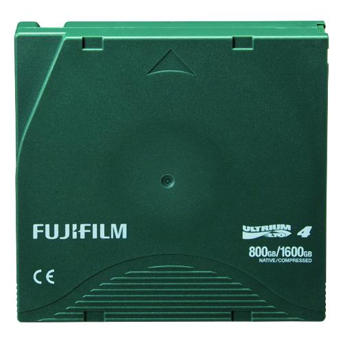 富士フイルム LTO Ultrium4 データカートリッジ バーコードラベル(縦型)付 800GB LTO FB UL-4 OREDPX5T 1パック(5巻)