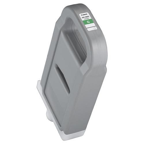 キヤノン インクタンク PFI-706 顔料グリーン 700ml 6688B001 1個