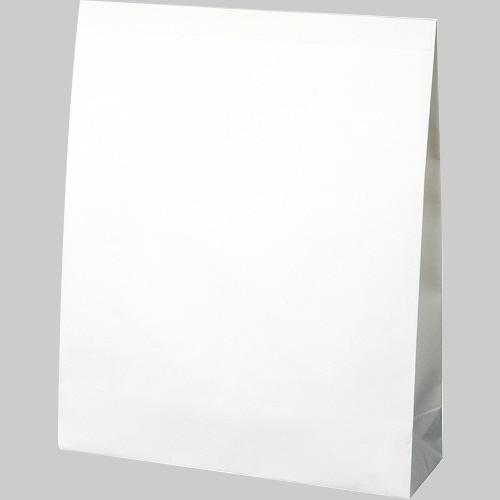 宅配袋 晒片つや 小 白 封かんテープ付 1セット(800枚:100枚×8パック)
