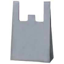 シルバーレジ袋 60号 ヨコ350×タテ600×マチ幅150mm 1セット(1000枚:100枚×10パック)