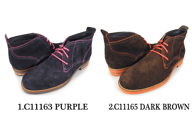 콜 한 COLE HAAN AIR CHARLES CHUKKA C11163 C11165 TWILIGHT SUEDE/DARK BROWN SUEDE C11163 C11165 황혼 스웨이드 다크 브라운 스웨이드