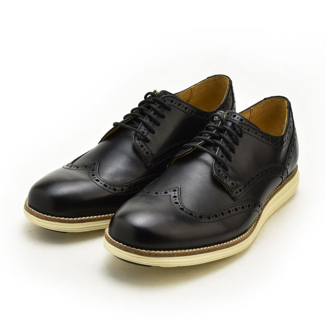 Cloud Shoe Company | Rakuten Global Market: Cole Haan COLE HAAN original  Grand wing tip C20775 black / white