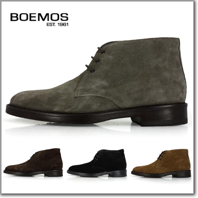 BOEMOS VIVEL I3 − 4011 NERO/T.MORO/KARIBU/DATE ボエモス I3 − 4011 VIVEL