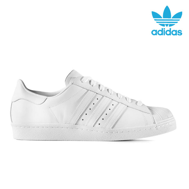 reputable site d6136 2d522 Adidas originals adidas SUPERSTAR 80s superstar S79443 white men