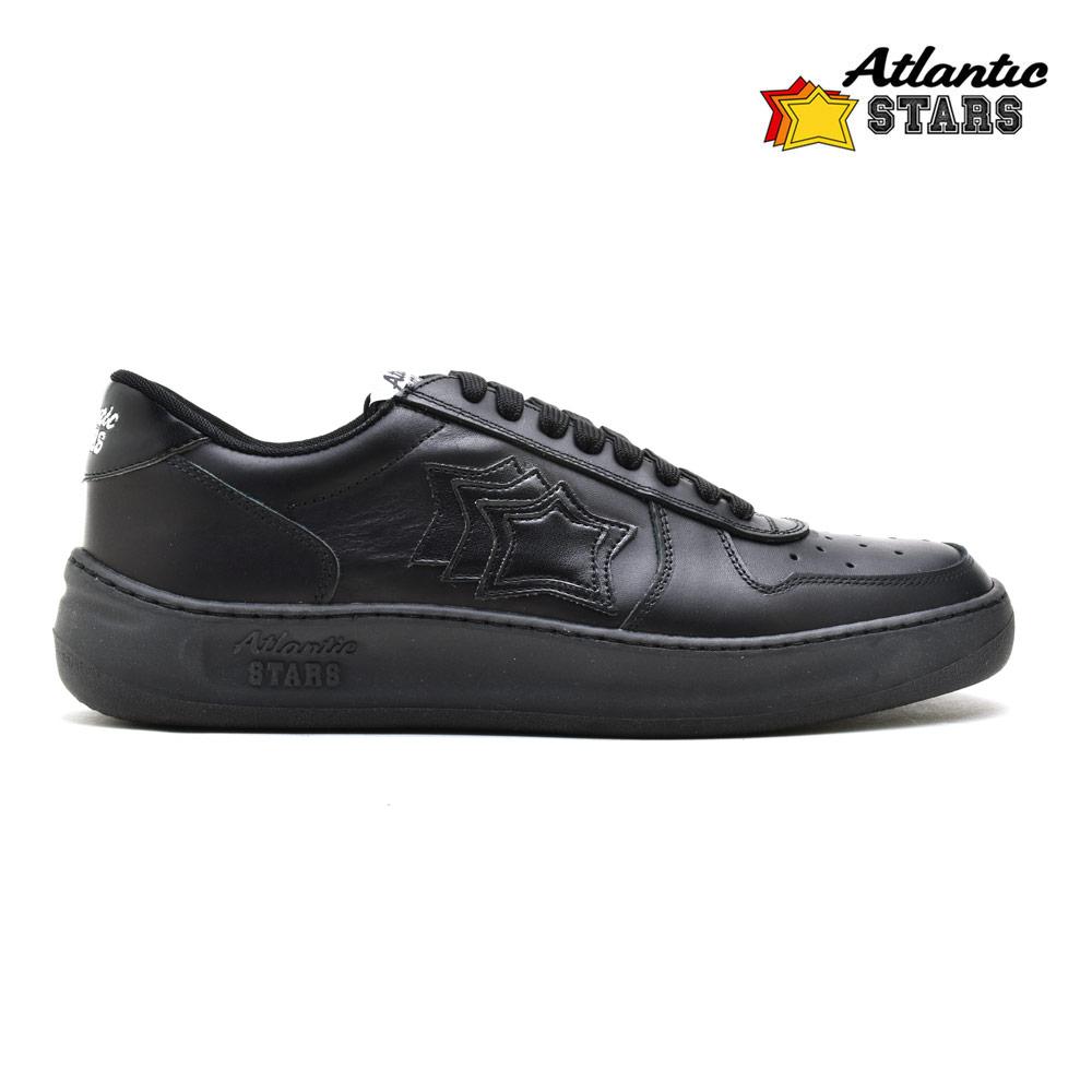 アトランティックスターズ Atlantic STARS RIGEL NNN-TE32 リゲル メンズ スケートシューズ スニーカー ブラック 黒 BLACK