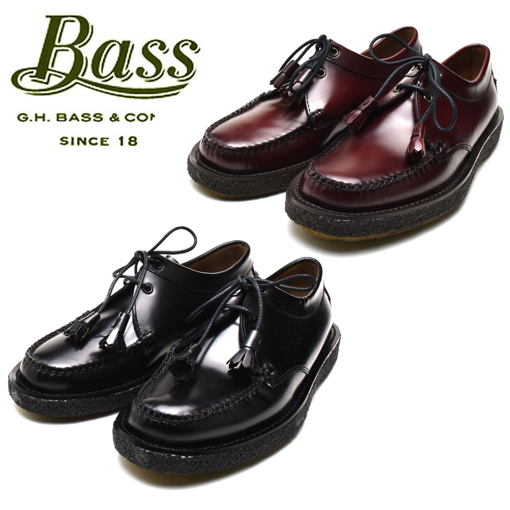 61407564fc6 Cloud Shoe Company  Bus G.H.BASS TIE CREPE men Weejuns  Thailand ...