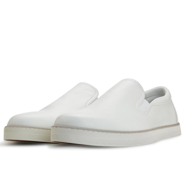 BOTTEGA VENETA ボッテガヴェネタ 405891 VT041/9000 SHOES WHITE メンズ/シューズ/靴/レザー【SS】