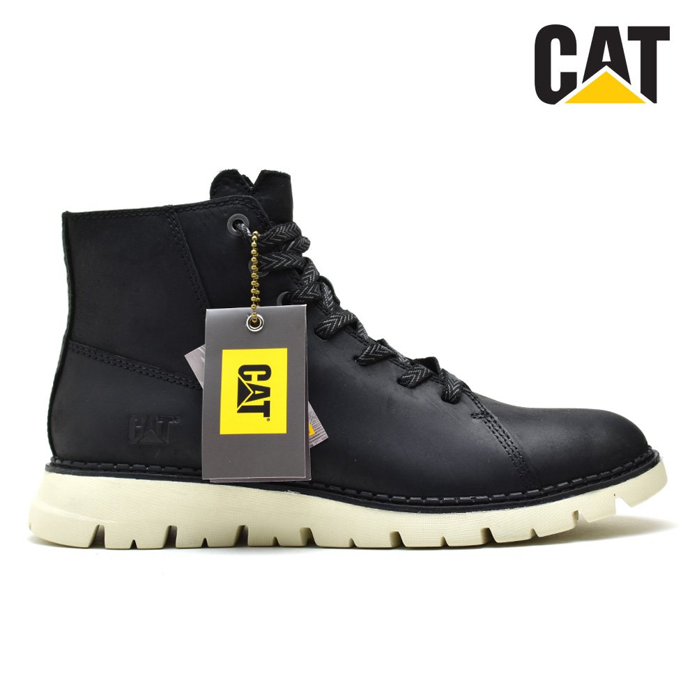 Cloud Shoe Company Cat Cat Caterpillar P722896 Thames Black Work