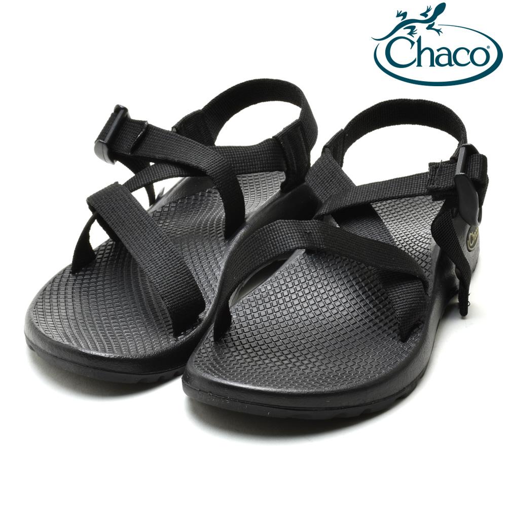 チャコ クラシック サンダル スポーツサンダル ブラック 黒 レディース Chaco Z 1 CLASSIC J105414 B5qALRjc34