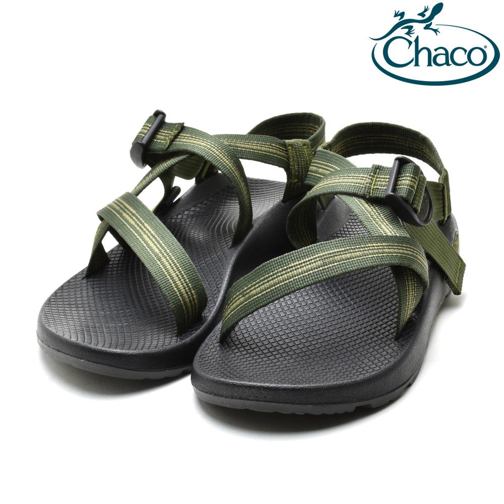 チャコ クラシック サンダル スポーツサンダル グリーン系 メンズ Chaco Z/1 CLASSIC J106549 HUNTER