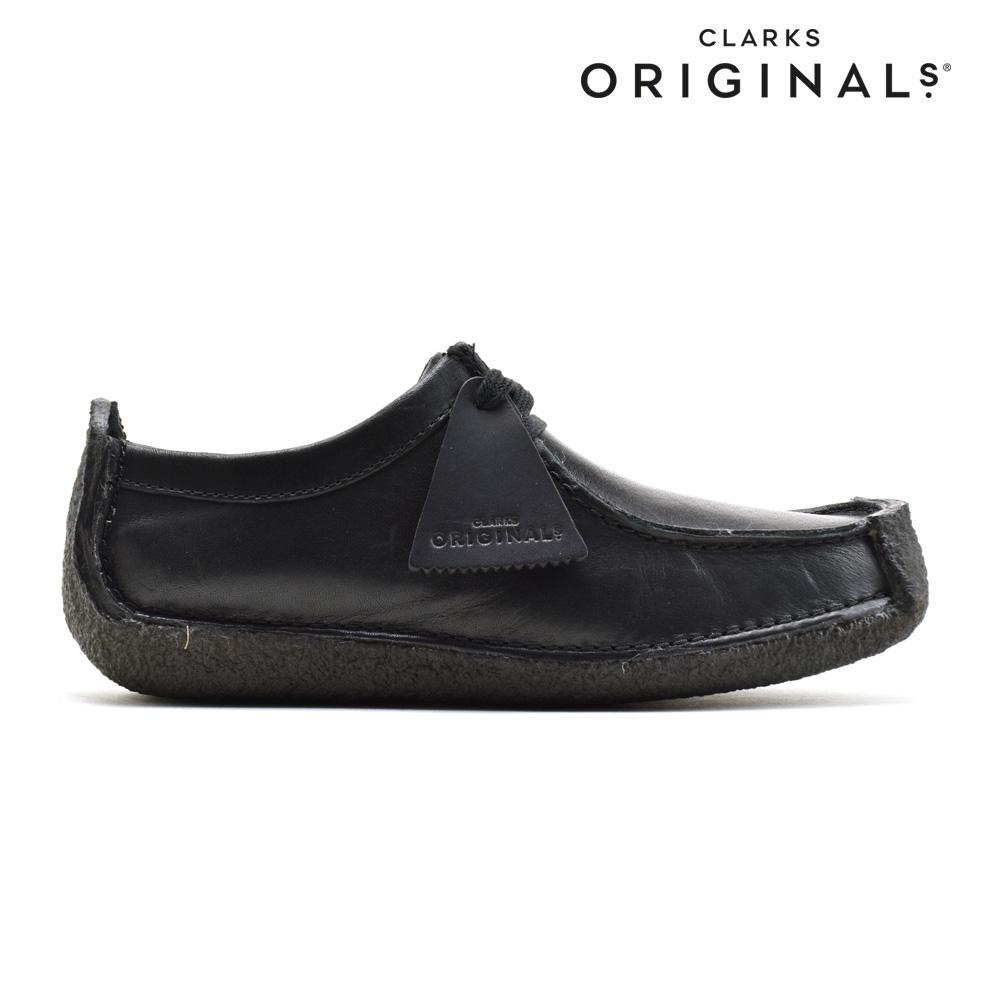 【お家DEお買い物】クラークス CLARKS NATALIE SMOOTH BLACK ナタリー スムース レザー 革靴 ドライビング シューズ UK規格 ブラック 黒 レディース