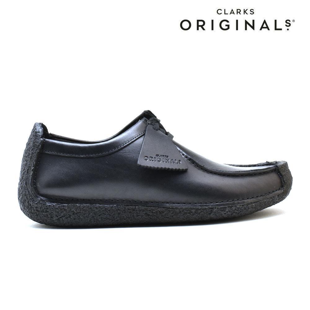 a0c1beaa85 Kulaki Natalie black leather CLARKS NATALIE 26133272 BLACK LEATHER UK  standard genuine leather men