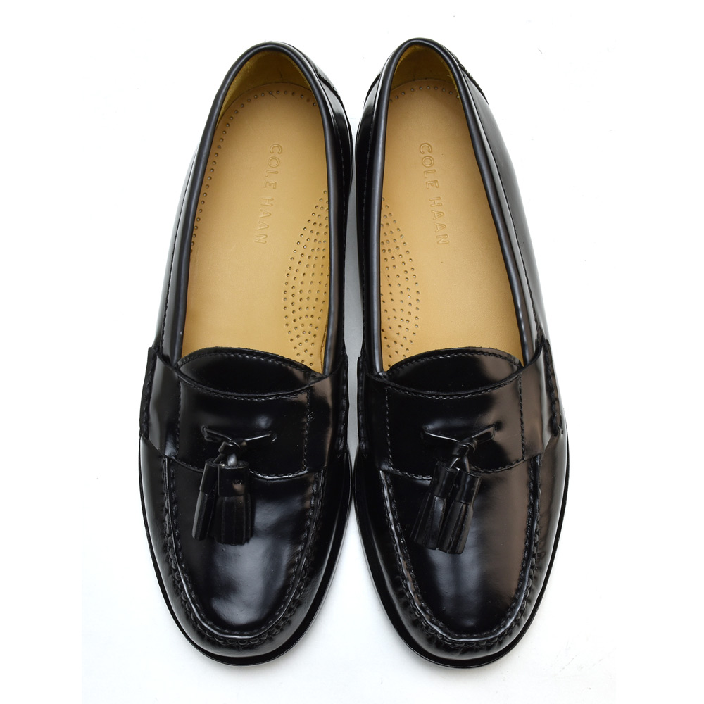 68d4394f352 It is Cole Haan COLE HAAN 03506 pinch tassel black loafer men PINCH TASSEL  BLACK from 20 00 to Tuesday