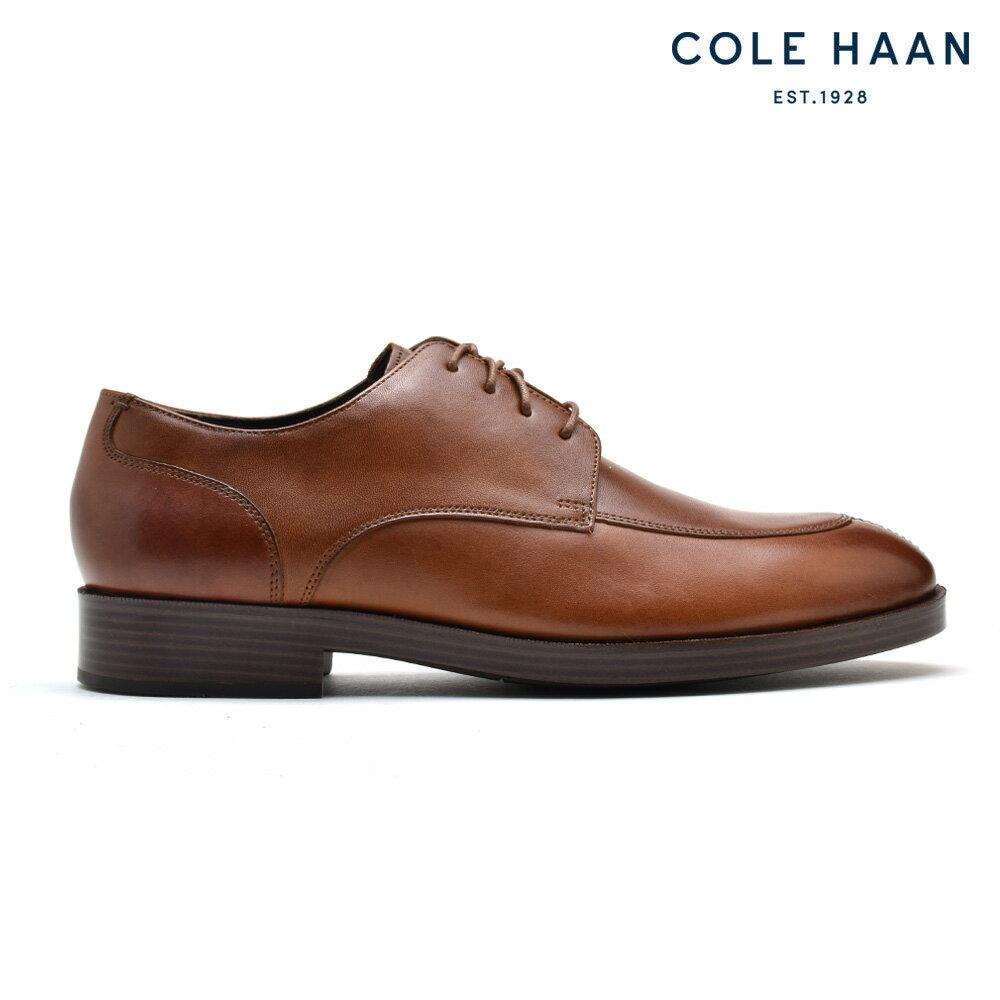 【お家DEお買い物】 コールハーン COLE HAAN C24157 HENRY GRAND SPLIT OX COGNAC NATURAL ビジネスシューズ ブラウン系 メンズ