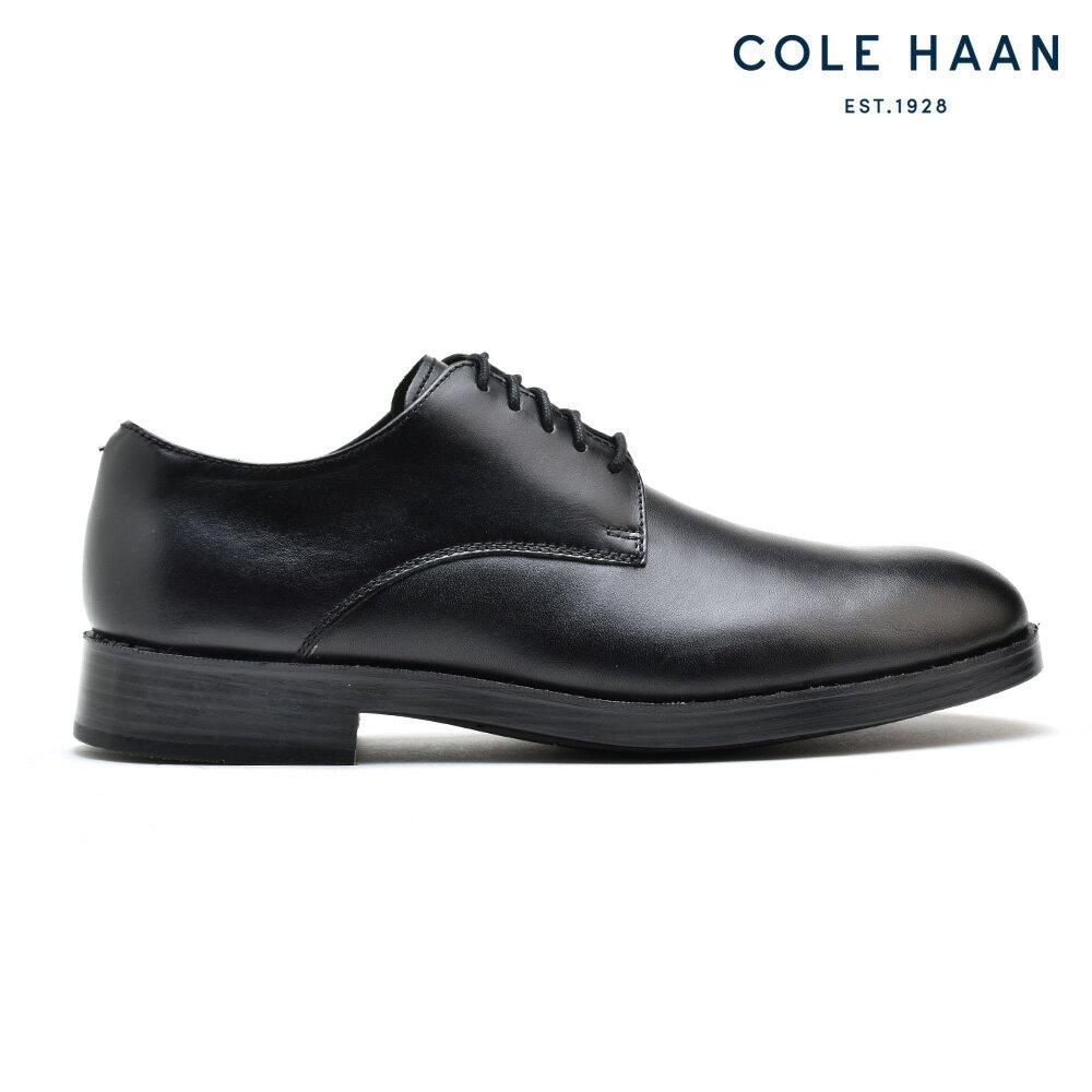 #ルンルン春うらら♪ コールハーン COLE HAAN C24161 HARRISON GRAND DERBY BLACK ビジネスシューズ ドレスシューズ ブラック 黒 メンズ