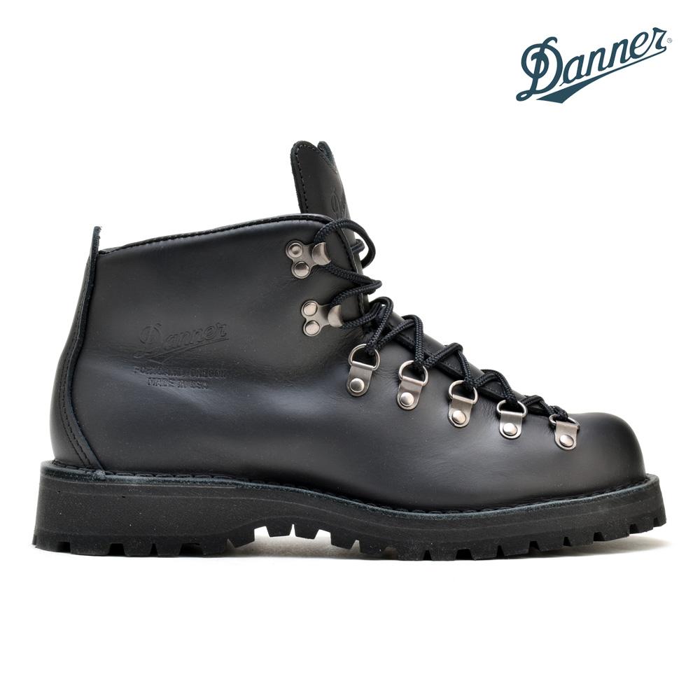 280bdd70789 Danner mountain light black black DANNER MOUNTAIN LIGHT 31530 GORE-TEX  BLACK Gore-Tex outdoor mountain boots trekking shoes