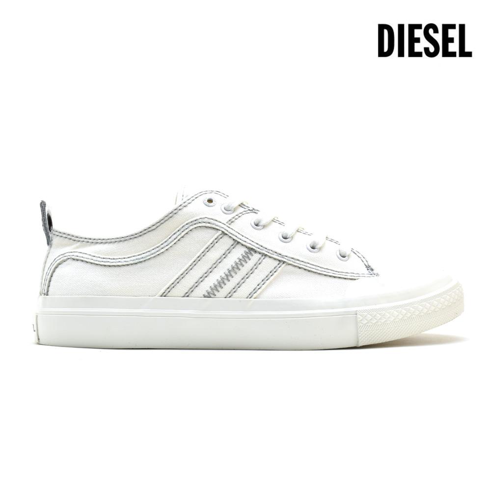 ディーゼル DIESEL Y01873/PR012 T1015 S-ASTICO LOWLACE WHITE ローカット スニーカー ホワイト 白 メンズ【送料無料】