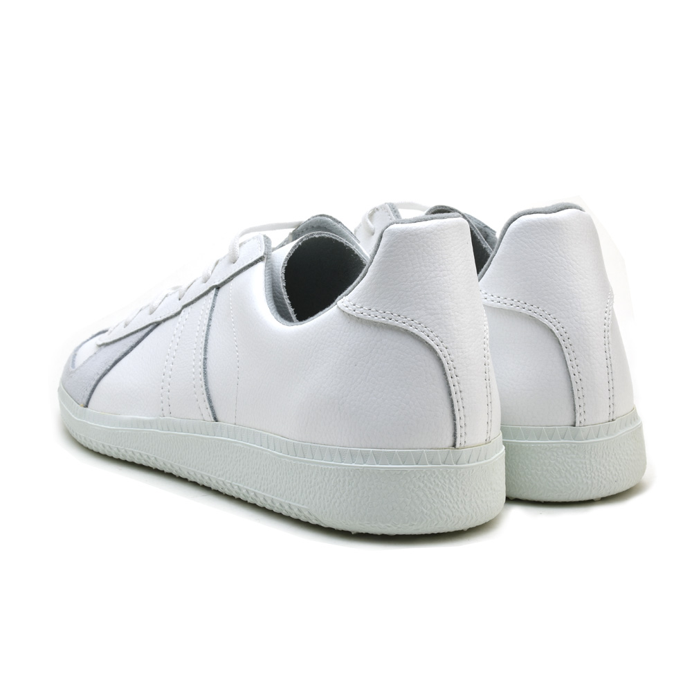 German trainer white white GERMAN TRAINER 1183 WHITE WHITE Germany forces  training shoes sneakers 52200dd91