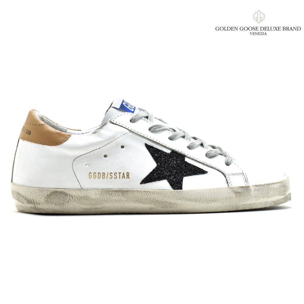 ゴールデングース GOLDEN GOOSE SUPER STAR G35WS590.O82 WHITE スーパースター スニーカー ローカット ホワイト 白 レディース