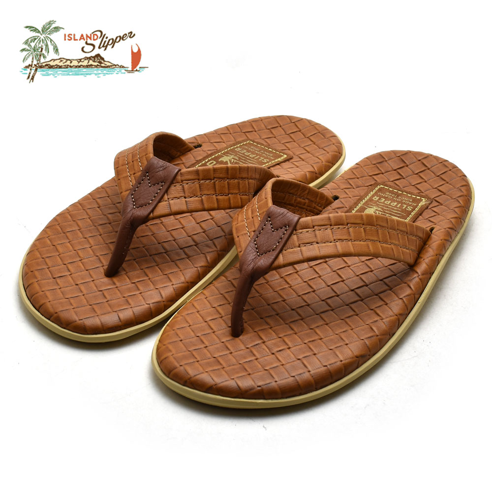 9c938863a Cloud Shoe Company  Island slippers men Hawaii leather sandals ...