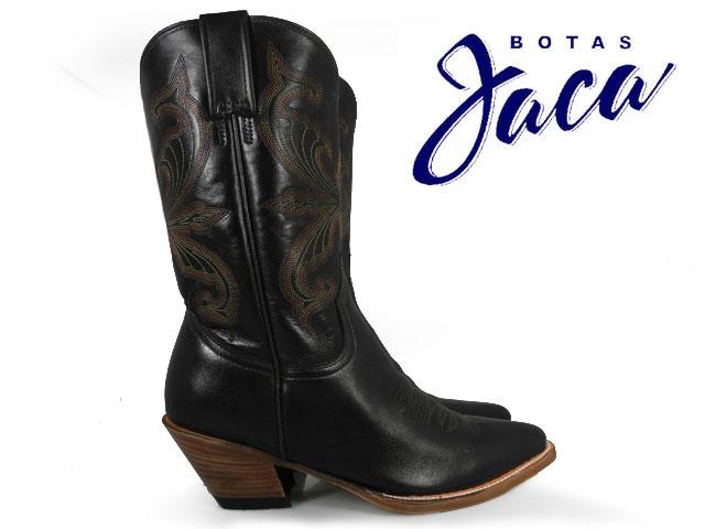 #ルンルン春うらら♪ ハカ Botas Jaca 8007 PIEL TAUPO MOKAwestern bootcow boy boots ウエスタン ブーツカウボーイ ブーツ TAUPO MOKA 本革 WESTERN BOOT vaquero[co-3]