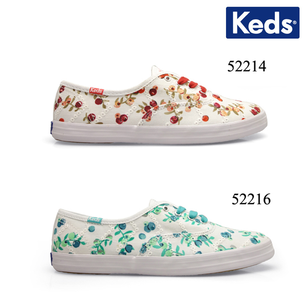 4b9d57866a475 keds Keds 52214 52216 CHAMPION EYELET BERRY Lady s USA model berry white  red WHITE RED Tyr Taylor swift sneakers