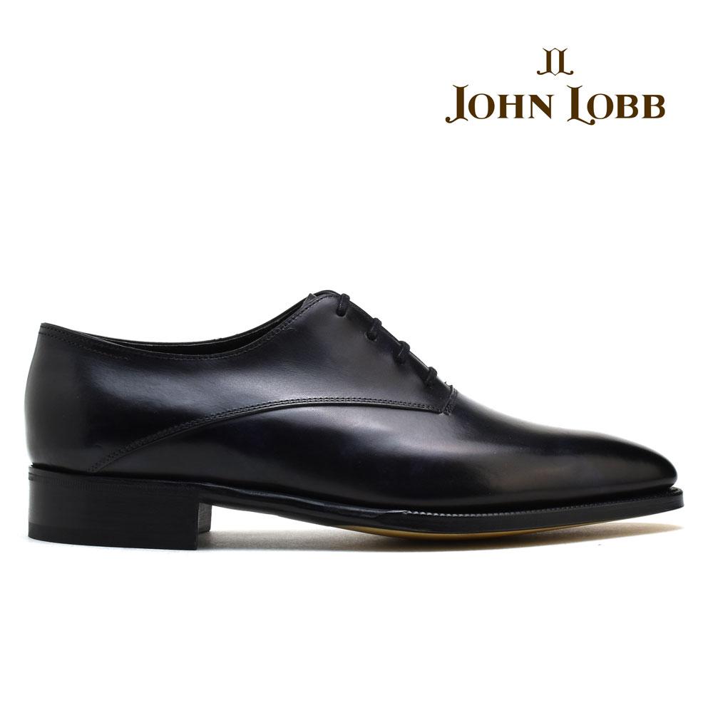 #ルンルン春うらら♪ ジョンロブ JOHN LOBB BECKETTS ベケッツ ブラック ホールカット プレステージソール ホールカット オックスフォード シューズ ドレスシューズ メンズ イギリス製