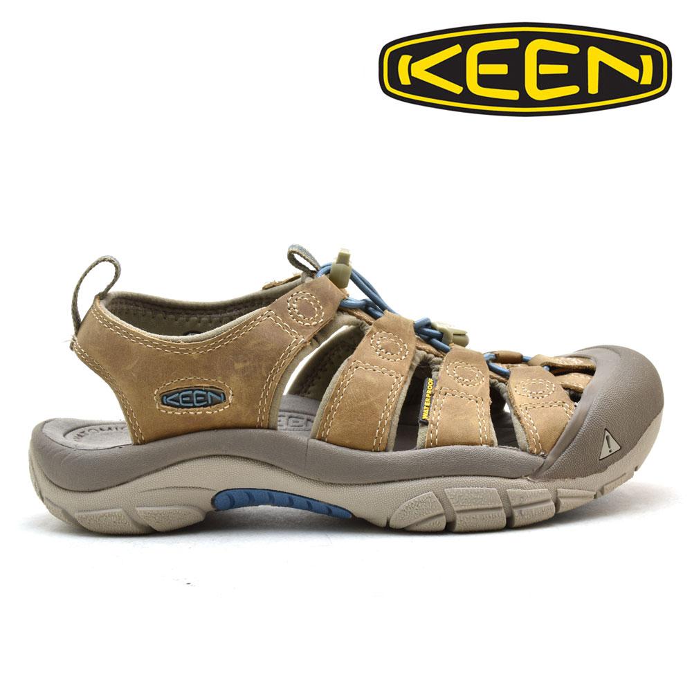 6537206d4e Kean Newport Lady's sandals sand KEEN NEWPORT EVO SAND TRAP/PROVINCIAL  1018792 ...