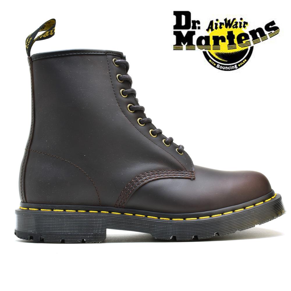 【お家DEお買い物】 ドクターマーチン Dr.MARTENS 1460SNOW PLOW WinterGrip 24038247 8ホール ワークブーツ ブーツ ココアブラウン メンズ