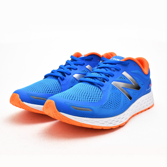 New Balance New Balance MZANTBB2 men jogging running blue blue BLUE sneakers