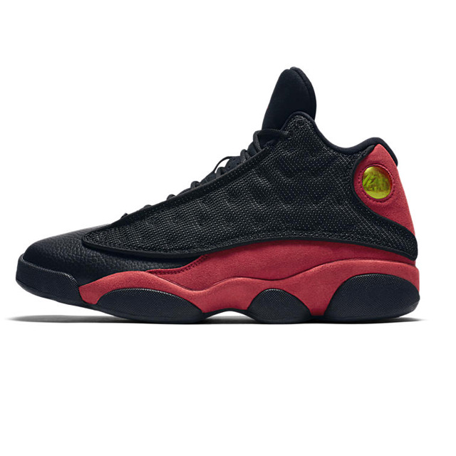 brand new eaa64 13f7d Nike NIKE Air Jordan 13 nostalgic BRED 414,571-004 AIR JORDAN 13 RETRO  basketball shoes basketball shoes sneakers men