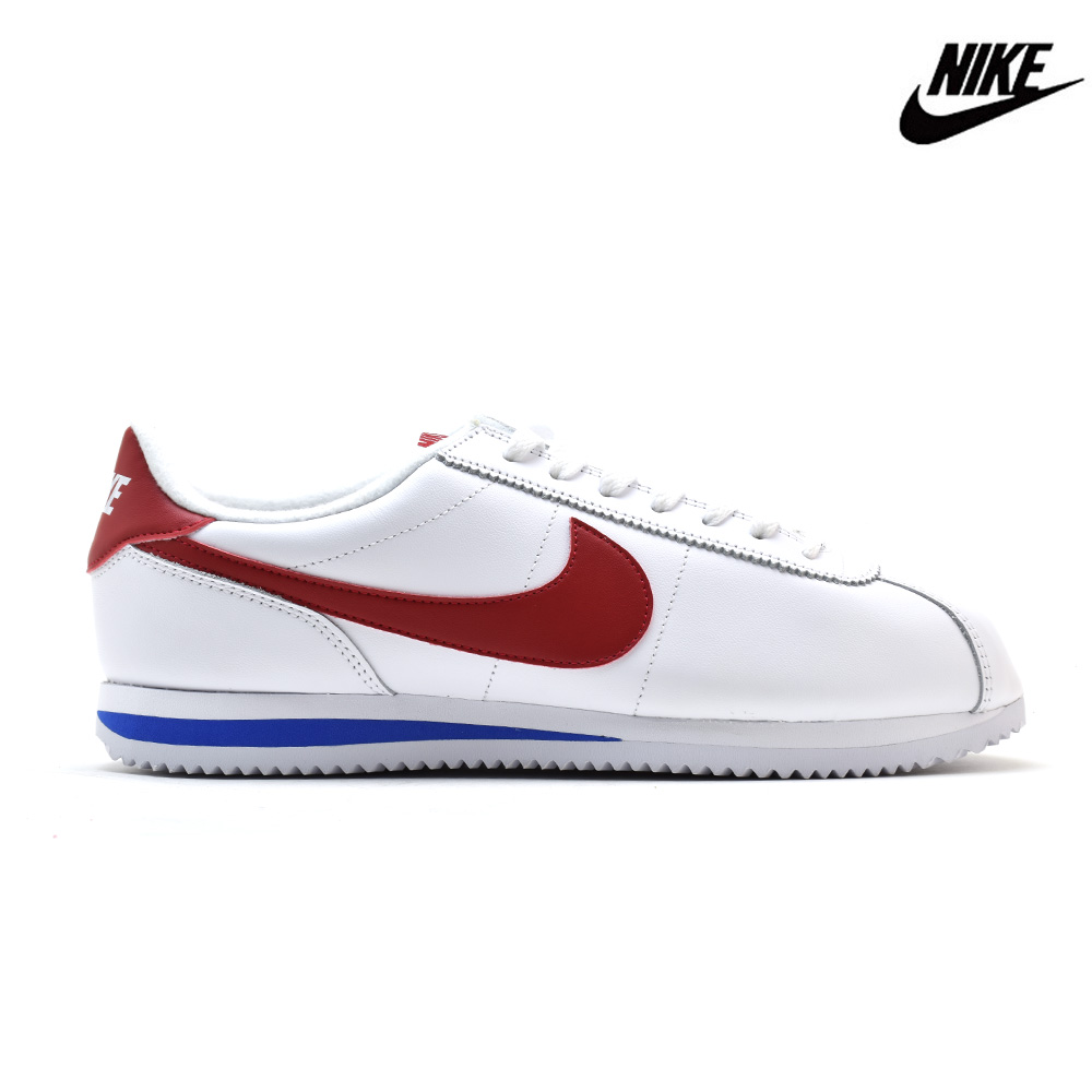 best cheap 569ca 1a824 Nike NIKE CORTEZ BASIC LEATHER OG 882,254-164 WHITE コルテッツベーシックレザー OG  sneakers low-frequency cut white men