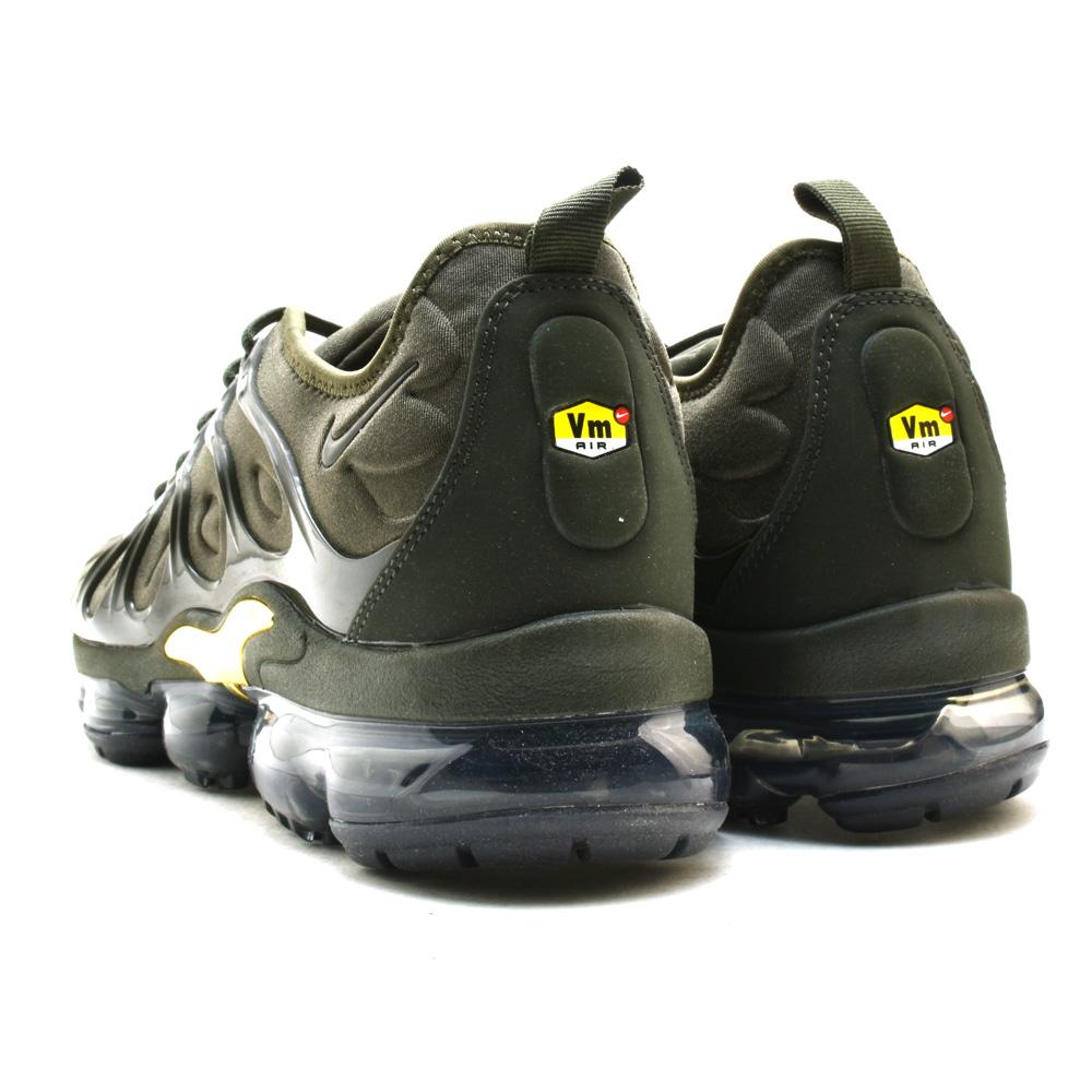 online store be4e6 69b6d Nike NIKE NIKE AIR VAPORMAX PLUS 924,453-300 air vapor max plus sneakers men