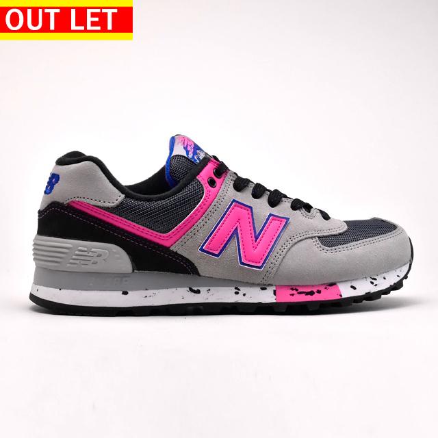 najnowszy najlepsza moda najlepsza wyprzedaż New Balance New Balance WL5740GP US5.0 22.0cm Lady's gray pink GRAY PINK  jogging running sneakers