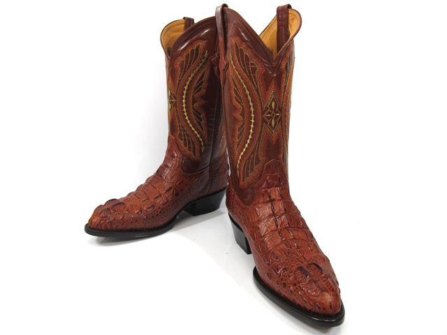 Pistoleros PISTOLERO 2107 western boots and cow boy brown leather Western boots brown leather cowboy boots leather embroidered yellow stitch Brown