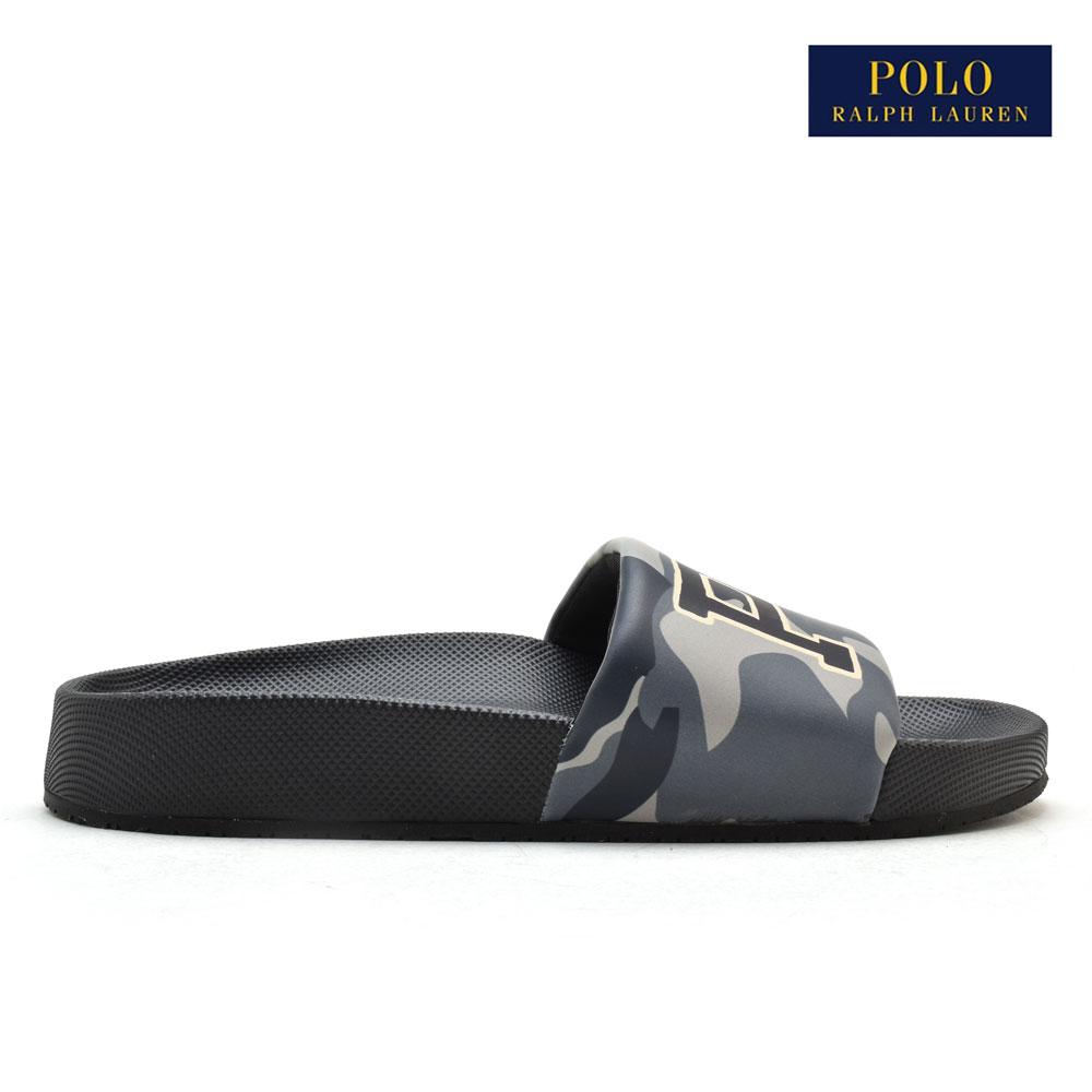 d4990eb51ebc Cloud Shoe Company  Polo Ralph Lauren sandals men black duck POLO ...