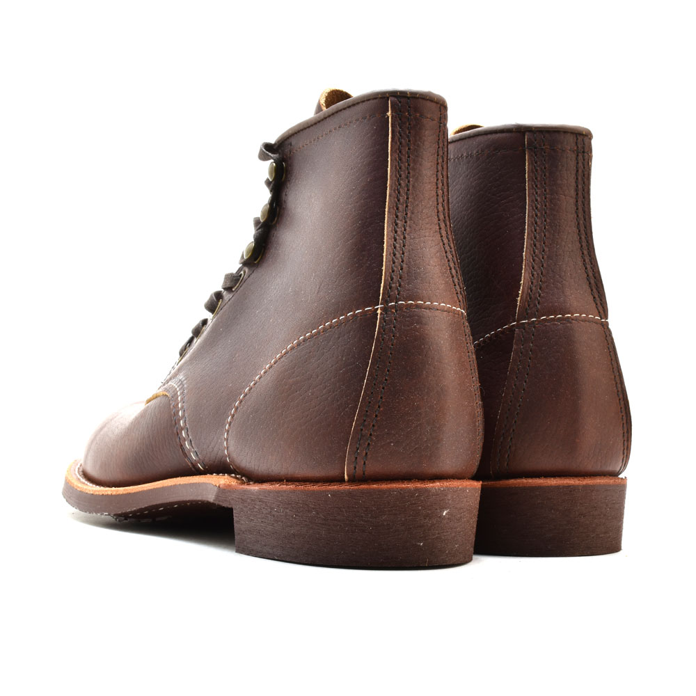 cb0d0daabab [★ MAX5, 000 yen OFF coupon targeted for all articles] red wing REDWING  3340 BLACKSMITH Brach's Miss work boots vibram sole vibram 430 mini-rag  sole ...