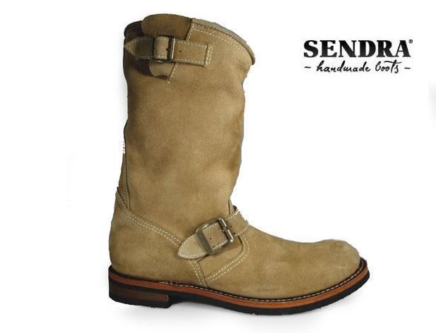 センドラ SENDRA 2944 SERRAJE HARLEY ワークブーツ メンズ