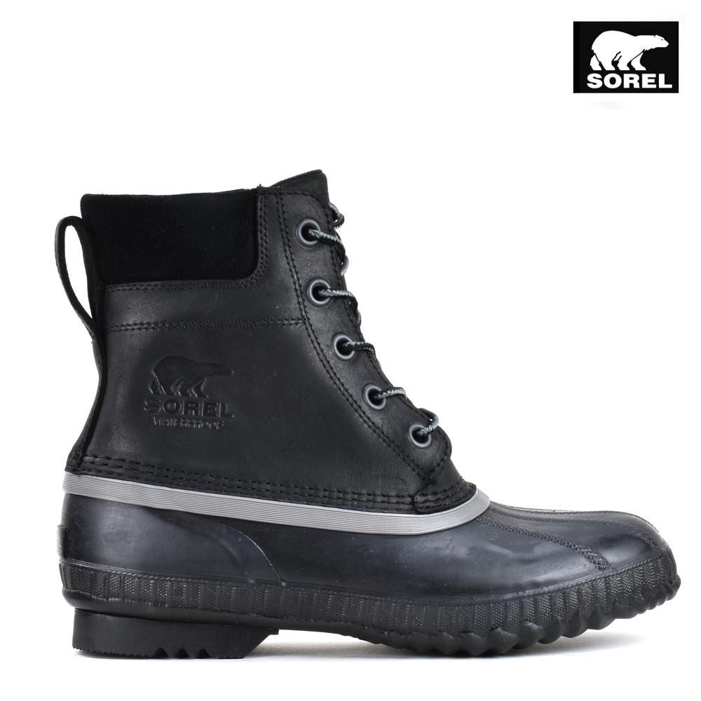 ソレル SORE 1750241-010 CHEYANNE 2 BLACK シャイアン 2 スノーブーツ ウインターブーツ ブラック 黒 メンズ