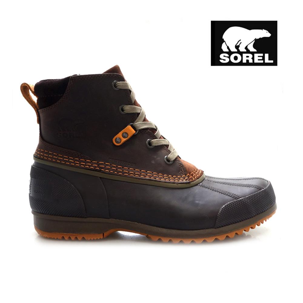 a12c31efa60501 Sorel SOREL Ankeny boots (sorel NL2101 ANKENY) (men) men's rain boots knee  ...