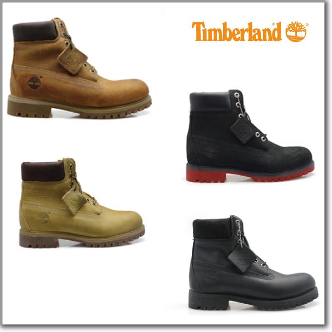 Timberland ティンバーランド ブーツ 6インチ ビブラム プレミアム ブーツ timberland