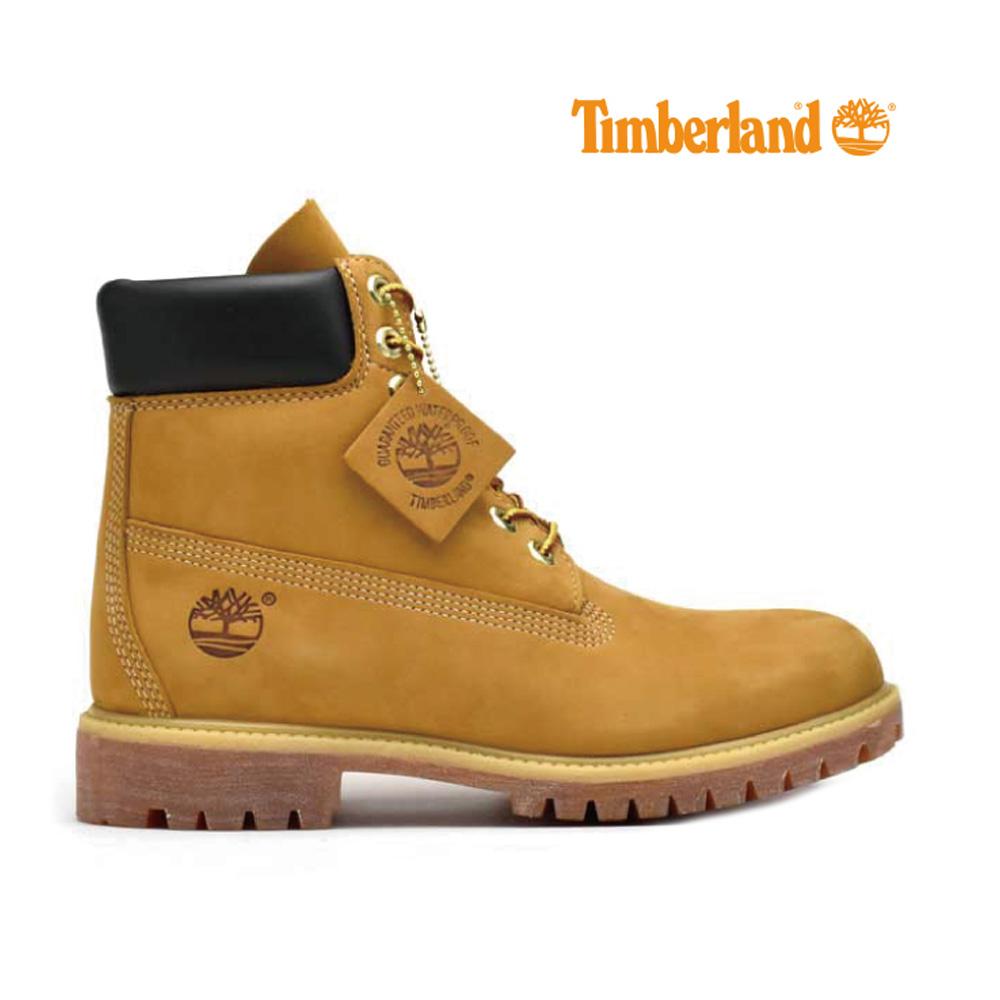 ティンバーランド TIMBERLAND PREMIUM BOOT 10061 6inch プレミアム イエロー 6インチ ワークブーツ メンズ