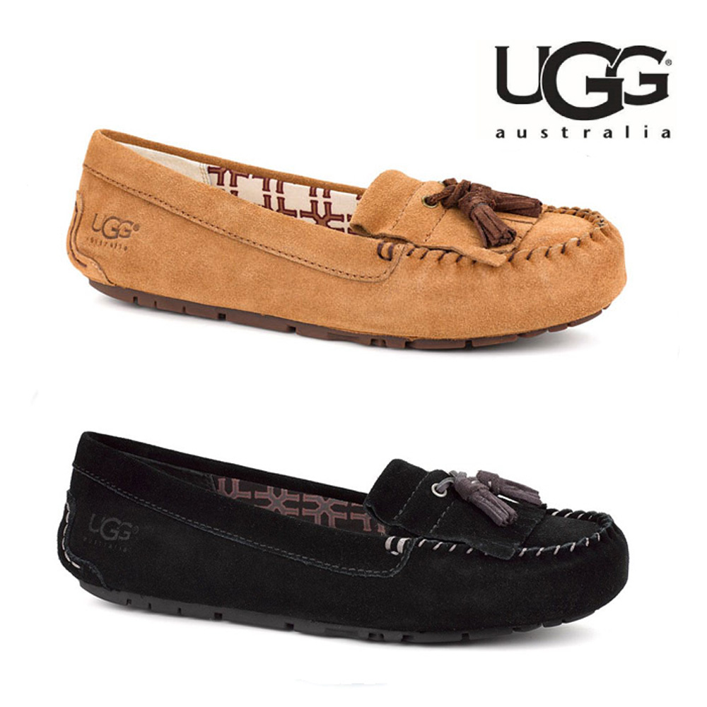 2b51817e438 UGG moccasins Lizzy LIZZY BOA fur women's moccasin shoes AG 1005475