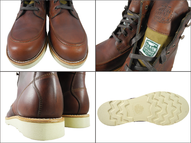 7675fb8a852 Wolverene 1,000 miles boots WOLVERINE W00283 last Ho wink ROM Excel men  boots 1000 MILE EMERSON WEDGE BOOT Horween Chromexcel Leather