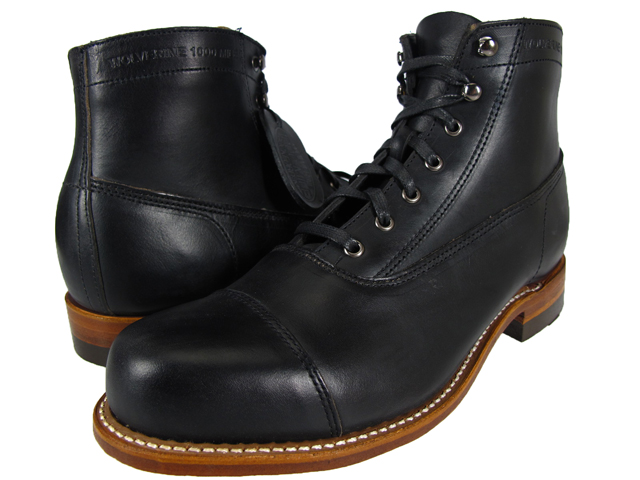 7d1420b2551 Wolverene 1,000 miles boots WOLVERINE W05292 sheepberry wink ROM Excel cap  toe men boots ROCKFORD 1000MILE Horween Chromexcel LeAther CAP-TOE BOOT