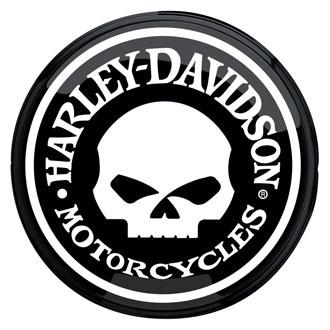 HARLEY-DAVIDSON ハーレーダビッドソン スカル パブライト HDL-15624 アメリカ雑貨 アメリカン雑貨