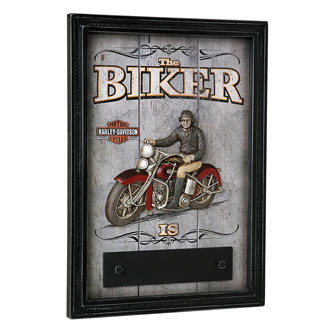 HARLEY-DAVIDSON ハーレーダビッドソン バイカー IN OUT サイン HDL-15309 アメリカ雑貨 アメリカン雑貨