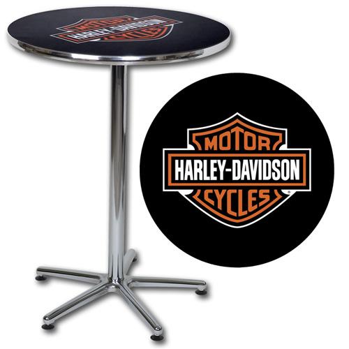 HARLEY-DAVIDSON ハーレーダビッドソン バー&シールド カフェテーブル HDL-12314 アメリカ雑貨 アメリカン雑貨