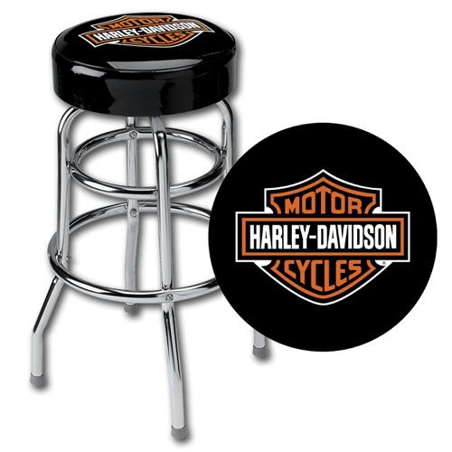 HARLEY-DAVIDSON ハーレーダビッドソン バー&シールド バースツール HDL-12116 アメリカ雑貨 アメリカン雑貨