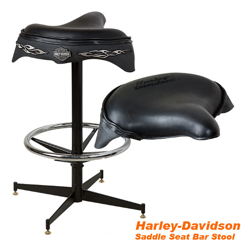 Tremendous Harley Davidson Harley Davidson Saddle Seat Bar Stool Hdl 12113 Caraccident5 Cool Chair Designs And Ideas Caraccident5Info